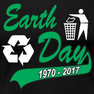 Earth Day 2017 - Women's Premium T-Shirt