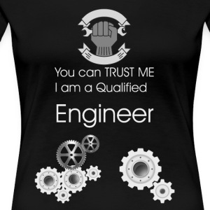 i am an engineer T-shirt - Women's Premium T-Shirt