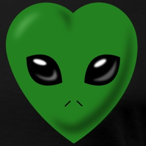 Alien Love - Women's Premium T-Shirt