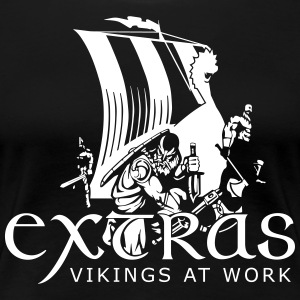 Legend_-_Vikings2 - Women's Premium T-Shirt