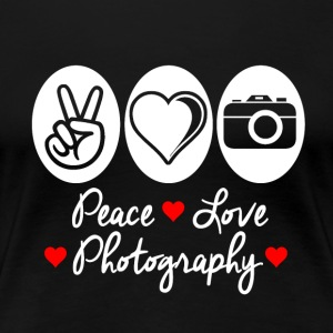 Photography - Frauen Premium T-Shirt