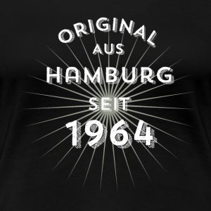 Original from Hamburg since 1964 - Women's Premium T-Shirt