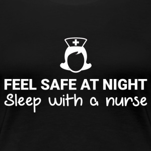 Feel safe at night! - Women's Premium T-Shirt