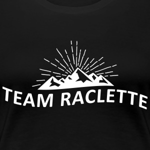 Team raclette - Women's Premium T-Shirt