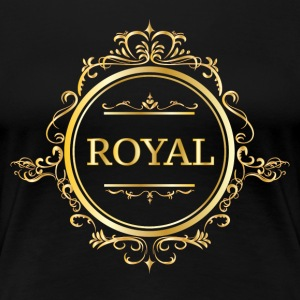 Just Be Royal. - Women's Premium T-Shirt