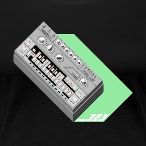 303 Love Green #TTNM - Premium-T-shirt dam