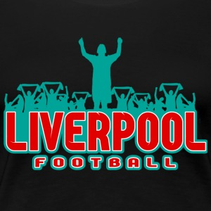 Liverpool football - Women's Premium T-Shirt