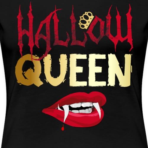 Reina de la noche de Halloween - Camiseta premium mujer
