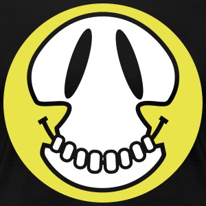 DEAD HAPPY - Premium-T-shirt dam