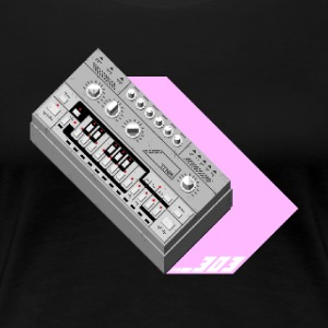 303 Love Pink #TTNM - Women's Premium T-Shirt