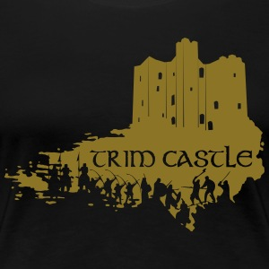 Legend_-_Trim_Castle - Women's Premium T-Shirt