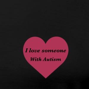 autisme hjerte - Dame premium T-shirt