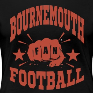 Bournemouth Football Fan - Premium-T-shirt dam