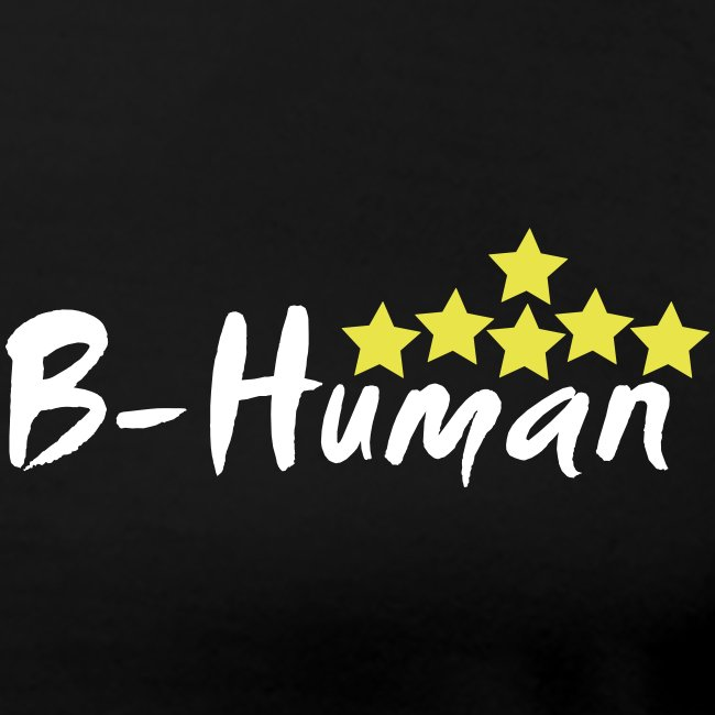 B-Human Six Star Yellow 2