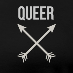 Queer Arrows - Women's Premium T-Shirt