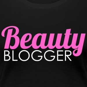 Beauty Blogger - Premium-T-shirt dam