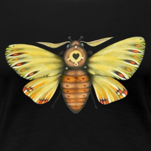Fat moth - Women's Premium T-Shirt
