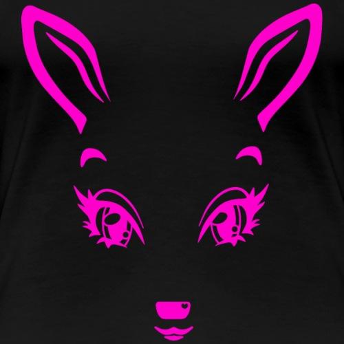Kikykitz pink - Frauen Premium T-Shirt