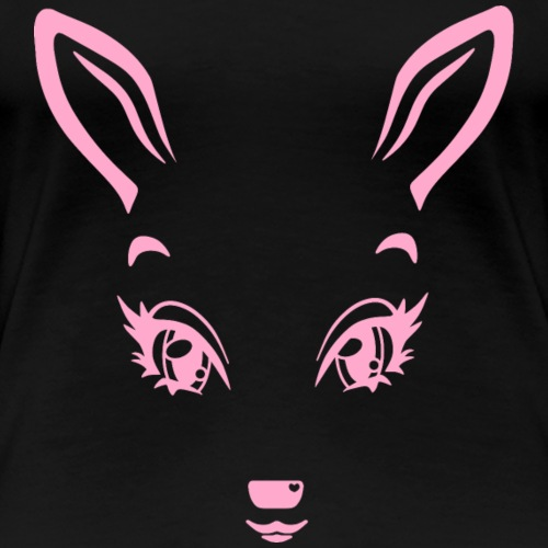 Kikykitz rosa - Frauen Premium T-Shirt