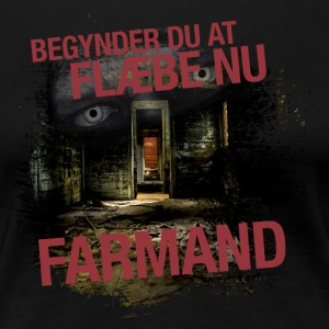 Farmand - Dame premium T-shirt