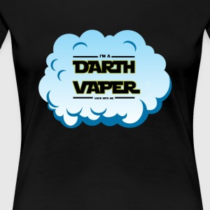 Darth Vaper Cloud - Premium T-skjorte for kvinner
