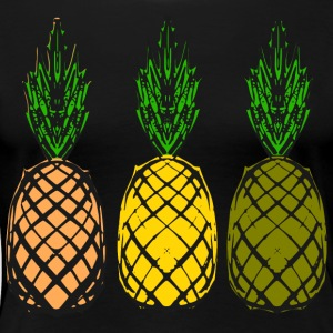 pineapple - Women's Premium T-Shirt