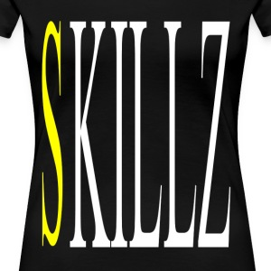 S-KILLZ [S GANG] - Premium T-skjorte for kvinner