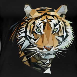 Tiger - Frauen Premium T-Shirt
