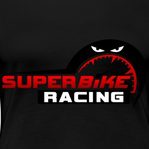 super racing - Premium-T-shirt dam
