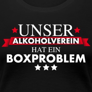 Boxsport Boxverein Shirt - Frauen Premium T-Shirt