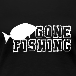 Gone Fishing - Fishing - Frauen Premium T-Shirt
