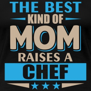 Mom Chef - mother cook - Women's Premium T-Shirt