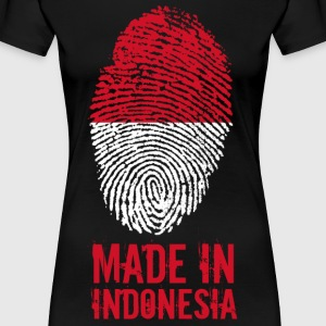 Made In Indonesia / Indonesia - Maglietta Premium da donna