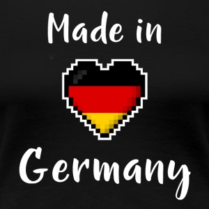 Made in Germany - Camiseta premium mujer
