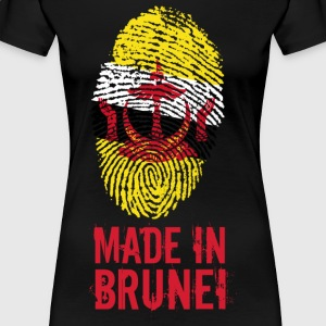 Made In Brunei / Negara Brunei Darussalam - Women's Premium T-Shirt