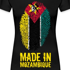 Made In Mozambique / Mozambique - Women's Premium T-Shirt