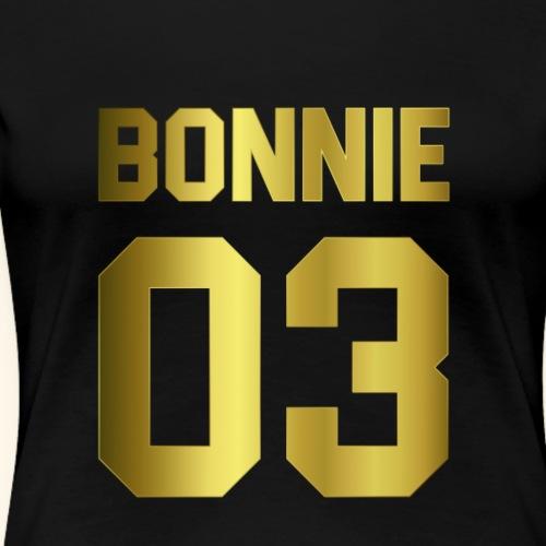 Limited GOLD Edition - Frauen Premium T-Shirt