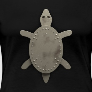 iron turtle - Women's Premium T-Shirt