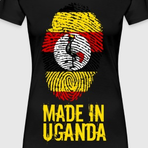Made In Uganda - Frauen Premium T-Shirt