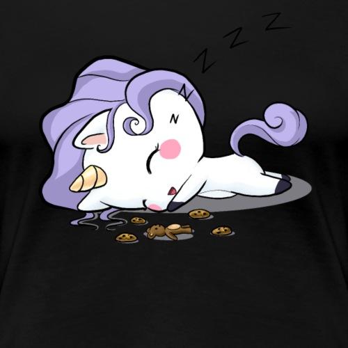 Schlafhorn - Frauen Premium T-Shirt