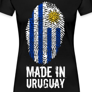 Made In Uruguay - T-shirt Premium Femme