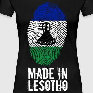 Made In Lesotho - Frauen Premium T-Shirt