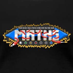 PM'd for Maths #TTNM - Women's Premium T-Shirt