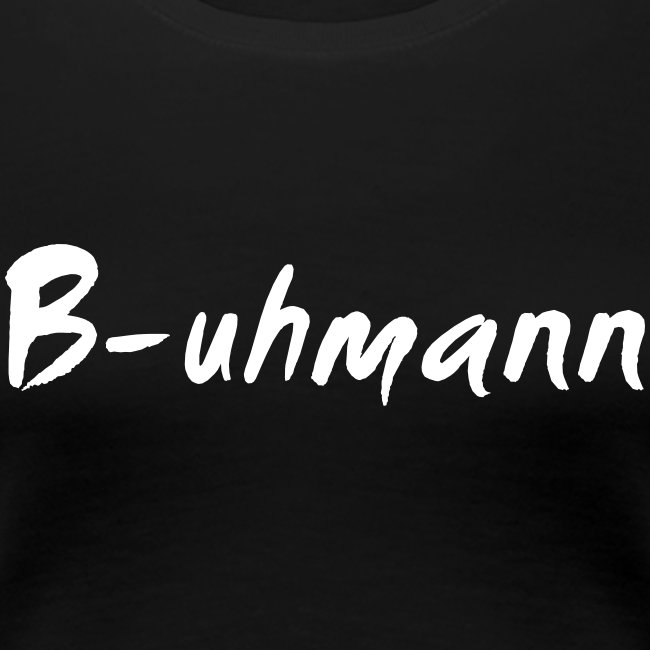 buhmann fun shirt