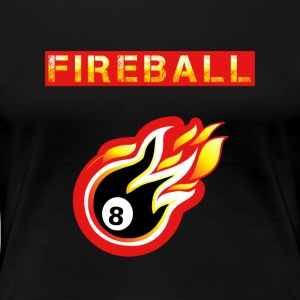 Fireball - Women's Premium T-Shirt