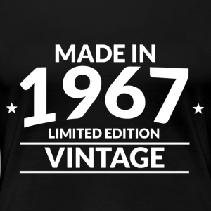 made in 1967 - Frauen Premium T-Shirt