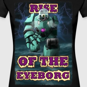 Rise of the Eyeborg - Frauen Premium T-Shirt