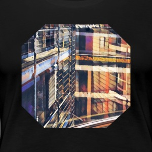 houses - Frauen Premium T-Shirt