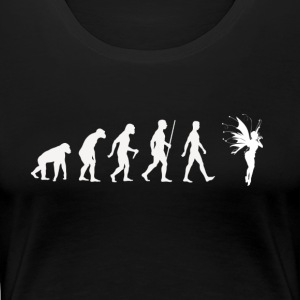 Evolution Fee - Women's Premium T-Shirt