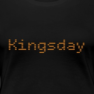 Kingsday - Vrouwen Premium T-shirt